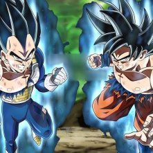 Dragon Ball Super: Goku e Vegeta