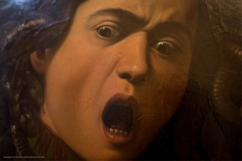 Caravaggio - L'anima e il sangue: un'immagine del documentario