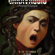 Locandina di Caravaggio - L'anima e il sangue