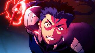 Fate/Stay Night: Heaven's Feel - 1. Presage Flower, una scena del film d'animazione