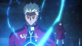 Fate/Stay Night: Heaven's Feel - 1. Presage Flower, un'immagine tratta dal film animato