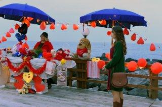 San Valentino Stories: Denise Capezza in una scena del film