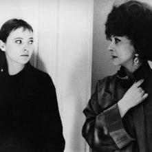 Bande à part: Anna Karina e Louisa Colpeyn in una scena del film
