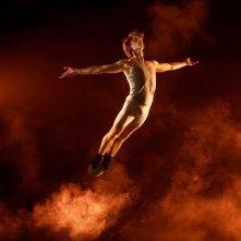 Dancer: Sergei Polunin in una suggestiva immagine del documentario