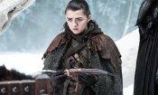 Il Trono di Spade: Maisie Williams smentisce di aver rivelato la premiere della stagione 8