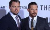 Tom Hardy: un tatuaggio in onore di DiCaprio dopo aver perso una scommessa