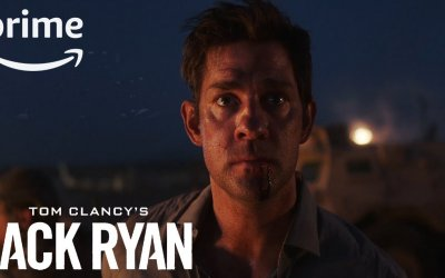 Tom Clancy's Jack Ryan – Super Bowl Commercial