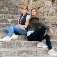 Sara e Marti: Aurora Moroni con Chiara del Francia