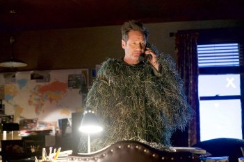 X-Files: David Duchovny nell'episodio L'effetto Mandela