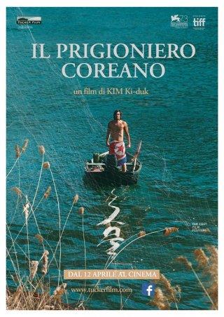 Il prigioniero coreano: la locandina italiana del film