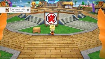 Dragon Ball FighterZ: una scena del gioco