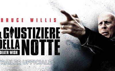 Il giustiziere della notte - Trailer italiano Ufficiale