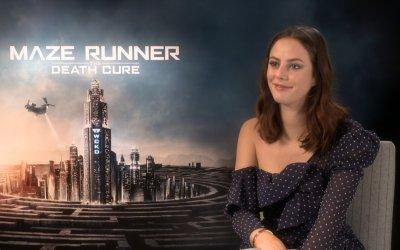 """Kaya Scodelario, protagonista di Maze Runner: """"La scienza è il nuovo sexy"""""""
