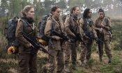 Annientamento, Red Sparrow, Un posto tranquillo: donne forti al centro dei trailer del Super Bowl