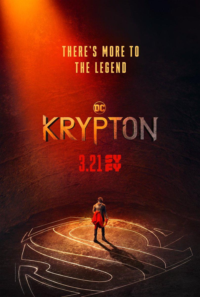 Locandina di Krypton