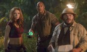 Box Office USA: Jumanji - Benvenuti nella giungla torna in testa!