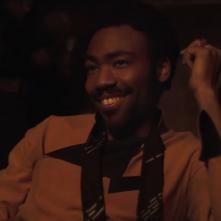 Solo: A Star Wars Story - Donald Glover in un'immagine del primo teaser trailer