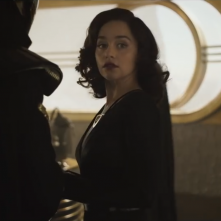 Solo: A Star Wars Story - Emilia Clarke in un'immagine del primo teaser trailer