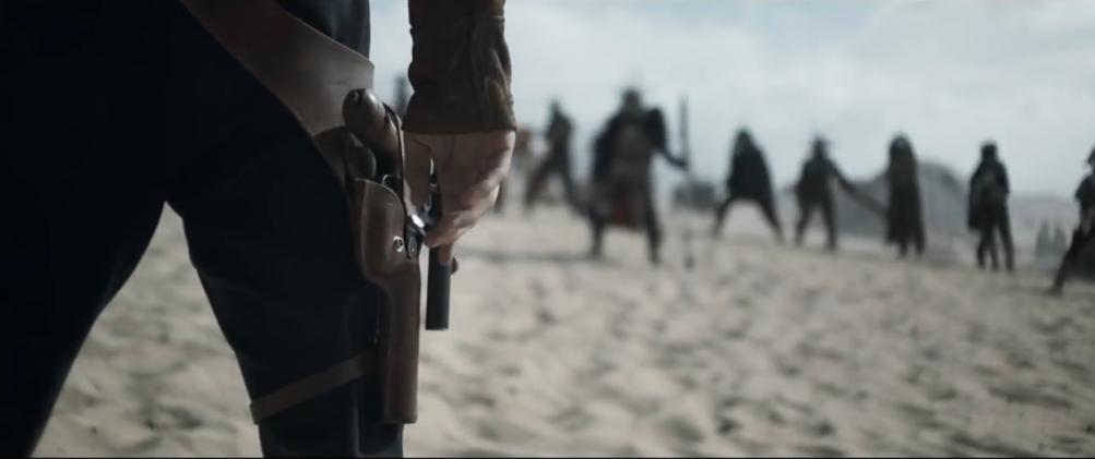 Solo: A Star Wars Story - Un'immagine dal primo teaser trailer del film di Howard