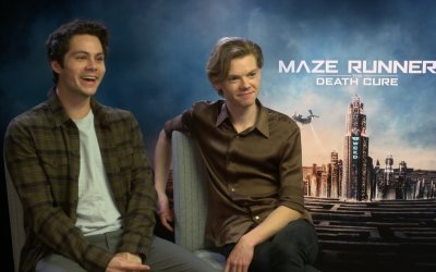 "Maze Runner - La rivelazione, Dylan O'Brien: ""In questo film sono una scream queen!"""