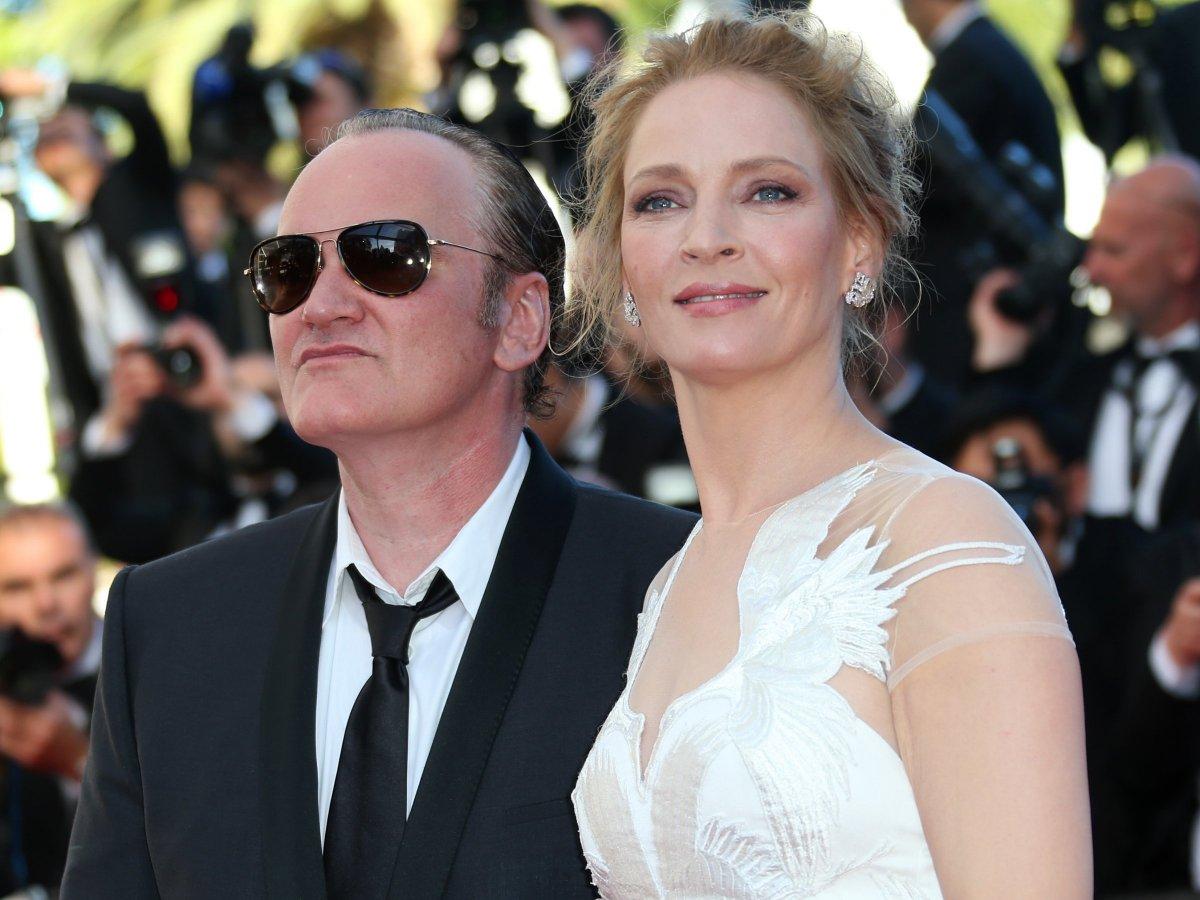 Quentin Tarantino Aver Fatto Guidare Uma Thurman In Quella