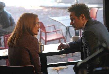 X-Files: Gillian Anderson e David Duchovny nell'episodio Ghouli