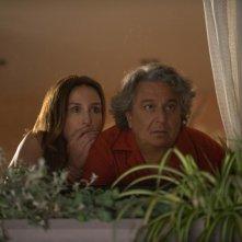 Benvenuti a casa mia: Elsa Zylberstein e Christian Clavier in una scena del film
