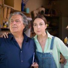 Benvenuti a casa mia: Elsa Zylberstein e Christian Clavier in un momento del film