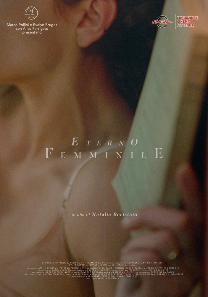Eternofemminile Poster