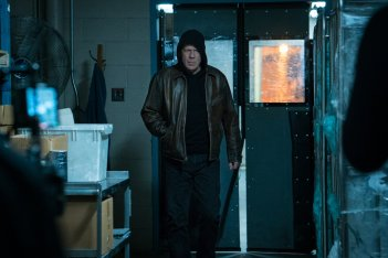 Il giustiziere della notte: Bruce Willis in un momento del film