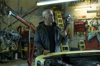 Il giustiziere della notte: Bruce Willis in una scena del film