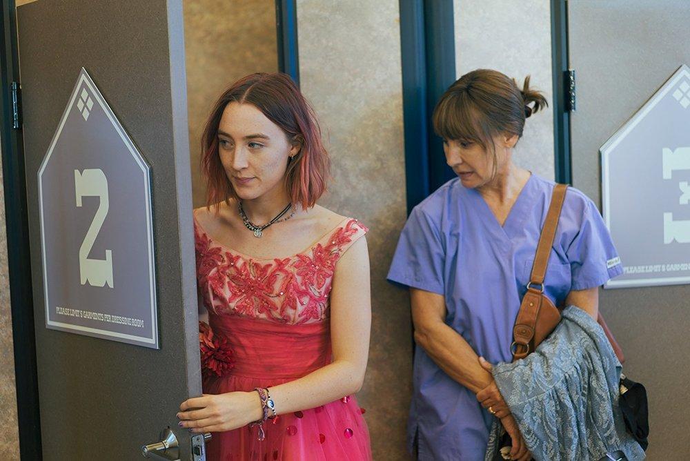 Lady Bird Saoirse Ronan Laurie Metcalf