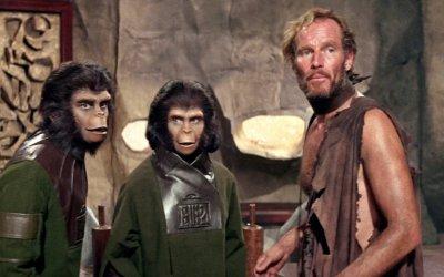 Il pianeta delle scimmie: i 50 anni di una distopia senza tempo