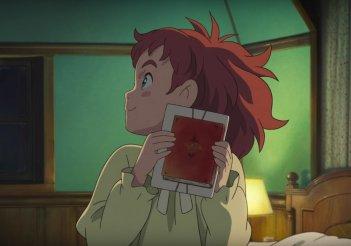 Mary: un momento del film d'animazione