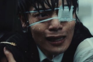 Tokyo Ghoul: un primo piano del film