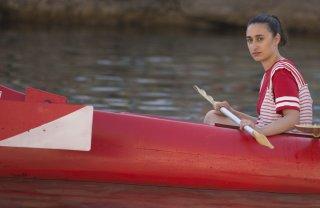 Vengo anch'io: Cristel Caccetta in una scena del film