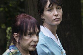 Nome di donna: Cristiana Capotondi e Adriana Asti in una scena del film