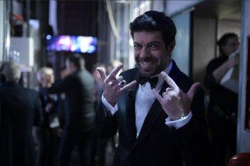 Pierfrancesco Favino a Sanremo 2018