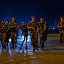 7 Days in Entebbe: un'immagine del film