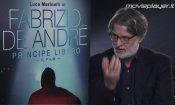 Fabrizio De André - Principe libero: intervista a Luca Facchini