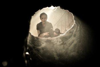 Annientamento: Natalie Portman in un momento del film
