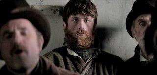 Black 47: James Frecheville in un momento del film