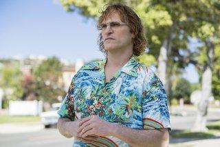 Don't Worry, He Won't Get Far on Foot: Joaquin Phoenix in una scena del film