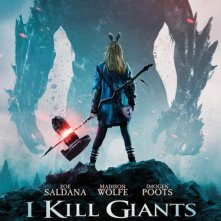 Locandina di I Kill Giants