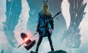 I Kill Giants: un poster spettacolare per il film tratto dalla graphic novel