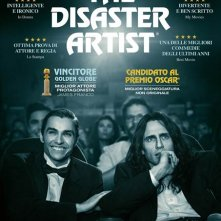 Locandina di The Disaster Artist