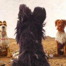 L'isola dei cani: un'immagine del film animato