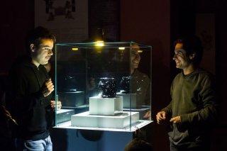 Museum: Gael Garcia Bernal e Leonardo Ortizgris in un momento del film