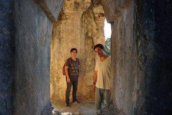 Museum: Gael Garcia Bernal e Leonardo Ortizgris in un'immagine del film