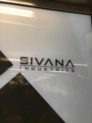 Shazam: il logo delle Sivana Industries